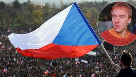 Minář z Milionu chvilek půjde do sněmovních voleb se spolkem Pro ČR, má změnit Česko k lepšímu.
