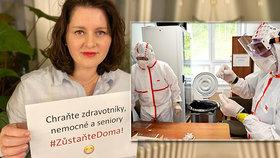 Iniciativa Jistota chce plošné testování pro personál v domovech se sociálními službami. Ministryně práce a sociálních věcí Jana Maláčová (ČSSD) se o to na vládě prý snaží už nějakou dobu.