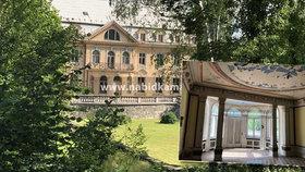 Schichtova vila v dobách své největší slávy platila za kulturní centrum Ústí nad Labem. Dnes už láká jen zloděje.