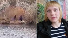 Táňa (24) nahlásila na policii únos malého synka (†7měs.): Našli ho mrtvého v řece, zabila ho prý matka.