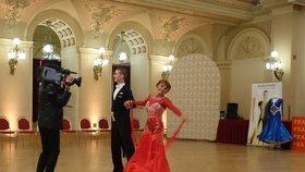 Královnou Seniorského StarDance se stala senzační seniorka Daniela Radková se svým tanečním partnerem Matějem Svobodou.