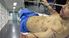 """Nejobávanější vězeň """"Lucifer"""" zabil 48 spoluvězňů: Uřízl jim hlavu a vykuchal je!"""