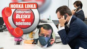 Nejzajímavější odpovědi odborníků na telefonu Blesku na téma covid a právo.