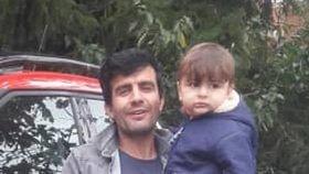 Artin s otcem