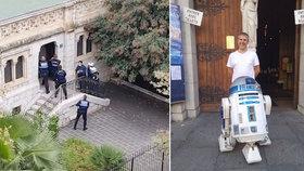 Obětí útoku v Nice byl otec dvou dětí: Terorista kastelánovi podřízl hrdlo!