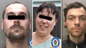 Policie hledá muže podezřelého z trojnásobné vraždy.