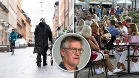 Ve Švédsku přibylo nejvíce nakažených, Finsko uvolní restrikce.