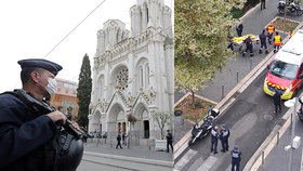 Vrah z Nice, který zabil tři lidi: Měl komplice? Policie zadržela podezřelého