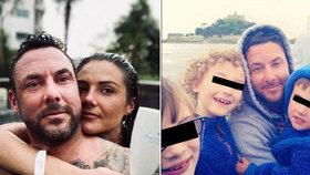 Kevin Viles zachránil z moře šestičlennou rodinu.