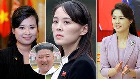 Souboj Kimových žen: Vyjde jeho sestra nakonec naprázdno? Moc si uzurpuje diktátorova ex přítelkyně.