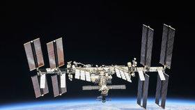 ISS, laboratoř 400 km nad zemí