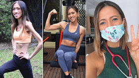 Studentka medicíny bojovala s anorexií: Běhala, dokud jí nekrvácely nohy!