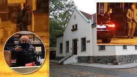 Raimond Špunda je majitelem restaurace Rio's, kde proběhla schůzka Prymuly s Faltýnkem. Magistrát podniku uložil pokutu.