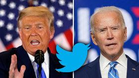 Čekání na vítěze prezidentských voleb v USA: Trump nebo Biden? Rozhodnuto může být už dnes.