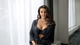 Iva Kubelková dokazuje, že i po čtyřicítce jsou ženy sexy