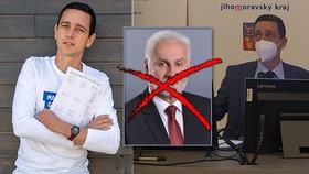 Novým hejtmanem Jihomoravského kraje se zastupitelstva stal křesťanský demokrat Jan Grolich (36). Vystřídal Bohumila Šimka (za ANO).
