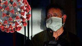 Koronavirus vs. Češi: Bojíme se o své blízké ale i o ztráty střechy nad hlavou
