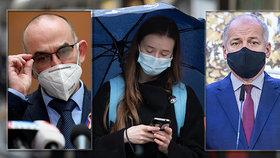 Městský soud v Praze zrušil mimořádné opatření, kterým ministerstvo zdravotnictví od 21. října rozšířilo povinnost nosit roušky v Česku.  Opatření prosadil ministr Roman Prymula. Jeho nástupce Jan Blatný zvažuje stížnost proti rozhodnutí