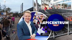 Tomáš Prouza v Epicentru Blesk Zpráv 18.11.2020