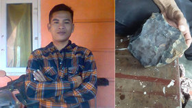 Josua a jeho meteorit