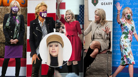 Jak hodnotí styl Jill Bidenové Ina T.?