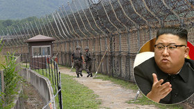 Zběh z KLDR přeskočil 3metrový plot s ostnatým drátem. Vysvětlil to tím, že je gymnasta