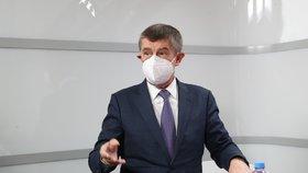 Premiér Andrej Babiš (ANO) byl hostem v pořadu Epicentrum (26.11.2020)
