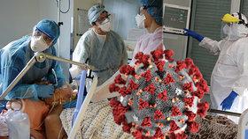 Zemřel na covid, nebo s covidem? Podle lékaře podlehne právě koronaviru devět z deseti obětí.