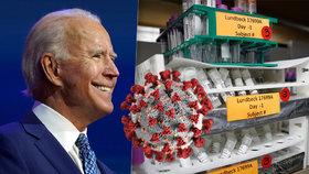 """Kdo v USA dostane vakcínu jako první? """"Biden to nechává na expertech,"""" říká jeho tým"""