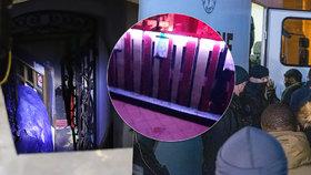Nelegální párty v Praze ukončila policie. V tajně otevřeném klubu v samém centru hlavního města bylo přes sto lidí. Komu podnik patří?