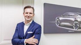 Nový šéf Škoda Auto Thomas Schäfer