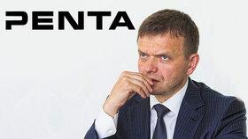 Obviněný miliardář Haščák se vzdal funkcí ve skupině Penta. Nahradí ho britský partner