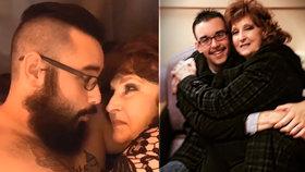 Mladík (23) si vzal za ženu seniorku (76): Nejvíc si pochvalují úžasný sex.