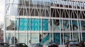 Irský řetězec s módou Primark je oblíben kvůli svým nízkým cenám.
