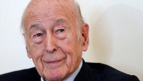 Zemřel bývalý francouzský prezident Valéry Giscard d'Estaing, bylo mu 94 let.