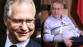"""""""To nikdo nepamatuje,"""" uvedla komise k Zemanovu úkolování BIS. Koudelku vyzvala k odpovědi"""