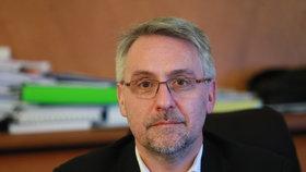 Ministr obrany Lubomír Metnar (za ANO) v rozhovoru pro Blesk.