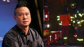 Miliardář Tony Hsieh (†46) zemřel při požáru: Podnikatel, jehož jmění dělá 18 miliard, nezanechal žádnou poslední vůli!