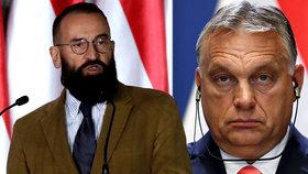 """Orbánův europoslanec, zastánce """"tradiční rodiny"""" a bojovník proti LGBT si užíval na gay orgii."""