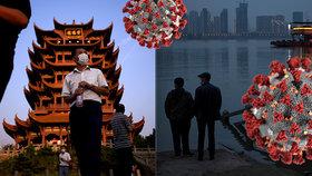 """Sejdeme se ve Wu-chanu, lákají turisty čínské úřady. Video má za cíl očistit město od """"cejchu""""."""