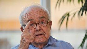 Publicista a filmový kritik Antonín Jaroslav Liehm zemřel 4. prosince 2020 ve věku 96 let