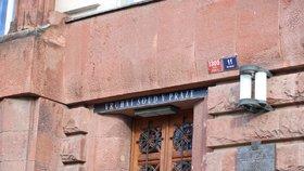Policisté zasahovali v budově Vrchního soudu v Praze.