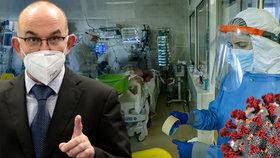 Ministr zdravotnictví Jan Blatný (za ANO) oznámil, že mu zemřela kolegyně po třech nákazách koronavirem.