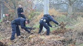 Policisté do dnešního dne už prohledali, co se dalo.