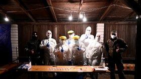 Testování na koronavirus na Slovensku