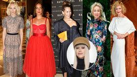 Módní kritička Blesku Ina T. vybrala nejlepší outfity celebrit pro rok 2020