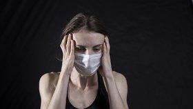 Pandemie na lidech zanechává zlé psychické dopady (27.12.2020)
