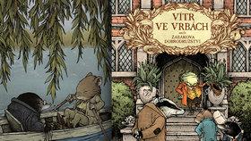 Vítr ve vrbách aneb Žabákova dobrodružství z pera Kennetha Grahama (†73) je dnes již klasickým příběhem o zvířatech s lidskými charaktery.