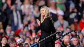 Ivanka Trump v Georgii (5. 1. 2021)