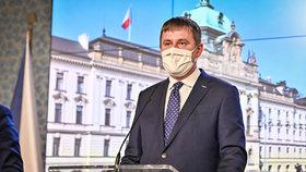 První jednání vlády v roce 2021: Tomáš Petříček (ČSSD) na tiskovce (4.1.2021)